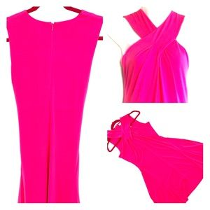 MICHAEL KORS NWT Electric 💓Pink Dress Size 6